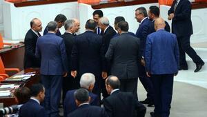 Mecliste 27nci dönem milletvekilleri yemin ediyor (5)