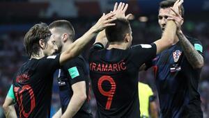 Hırvatistan 20 yıl sonra yarı finalde Tarihi anlar