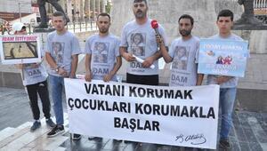 BBP üyeleri, idam talebiyle İstanbuldan Ankaraya yürüdü