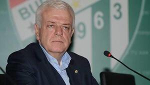 Bursaspor Başkanı Ay: Afyonkarahisar'ı çok beğendik