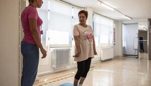 72 yaşında sağlığını pilates ile koruyor
