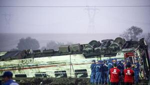 Tekirdağda tren faciasında bilanço ağır: 24 ölü, 318 yaralı