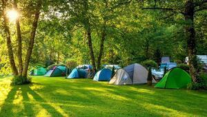Doğaya kaçış: Erikli kampı