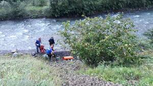 Trabzonda yayla dönüşü kaza: 2 ölü