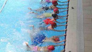 Öğrencilere ücretsiz yaz spor okulu