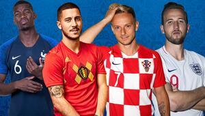 Dünya Kupası yarı final maçları MBS1 Son gelişmeler...
