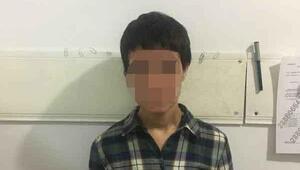 Ailesi ve istihbarat unsurları ikna etti, YPGli terörist teslim oldu