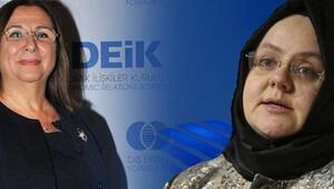 İşte yeni kabinenin iki kadın bakanı