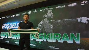 Atiker Konyaspor, Ertuğrul Taşkıranı kadrosuna kattı