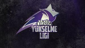 League of Legends Yükselme Ligi başlıyor