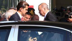 Cumhurbaşkanı Erdoğan, Azerbaycana gitti