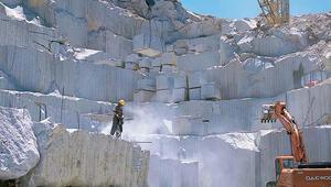 Minerali İtalya ve İspanya, doğal taşı Çin ve ABD alıyor