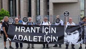 Hrantın Arkadaşlarından adliye önünde açıklama