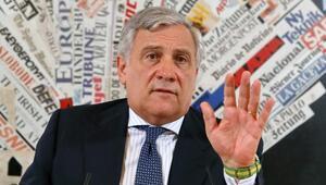 Tajani: Yeni hükümetten AB'ye pozitif sinyaller bekliyoruz