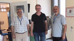 Türk akademisyenler CERN'de araştırma yapacak