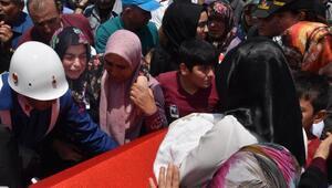 Konyalı şehit Uzman Çavuşu, 5 bin kişi uğurladı/ Ek fotoğraflar