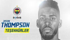Fenerbahçe Doğuş, Thompsonla devam etmedi