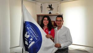 Çanakkale Bld., Nesic ve Durul ile sözleşme imzaladı