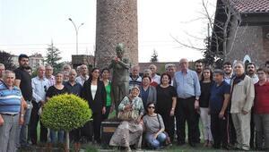 Ali İsmail Korkmaz, Eskişehir'de heykelinin önünde anıldı