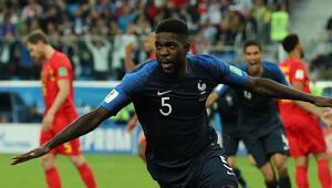 Dünya Kupasında ilk final bileti Fransanın