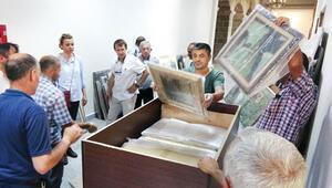 Erzurum tablolarına kavuştu