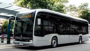 Mercedesin elektrikli otobüsü eCitaro yollara düşüyor