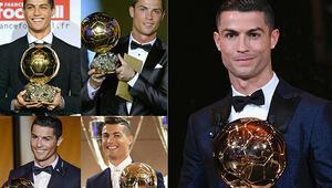 Ronaldo daha ne yapsın Rekorların adamı...
