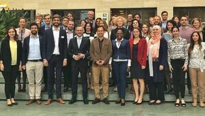 Türkiye Avrupa Gelecek Formu Eğitim Programına 33 genç lider katıldı