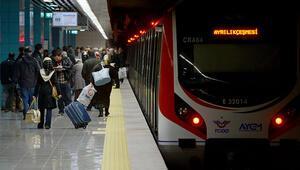 Asrın projesi Marmarayla 265 milyon yolcu taşındı