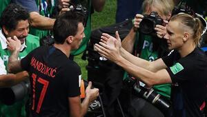 Hırvatistan, İngiltere maçı ile Dünya Kupası 2018 finaline adını yazdırdı