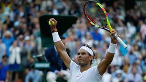Nadal yarı finalde