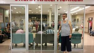 5 yılda bulunamayan organ, Antalyada 5 saatte bulundu