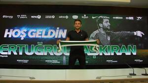 Ertuğrul Taşkıran: Konyaspor'un başarısı için elimden geleni yapacağım