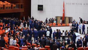 Meclis Başkanlığı için oy verme işlemi başladı