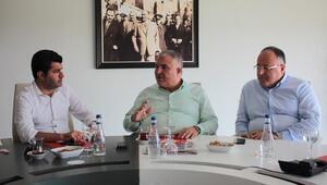 Cihan Bulut: Bu yıl, Antalyaspor için feda yılıdır