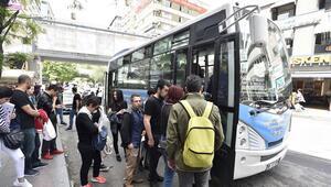 Beyaz halk otobüslerine yeni hatlar