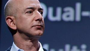 Amazonun hisseleri rekor kırdı