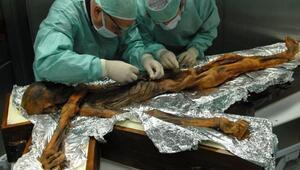 5300 yıl önce yaşamış buz adam Ötzinin son yemeği