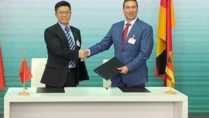 HUAWEI ve Audiden stratejik iş birliği anlaşması