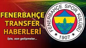Fenerbahçenin son transfer gelişmeleri | Fenerbahçe transfer haberleri