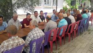 Şehit polis için mevlit okutuldu