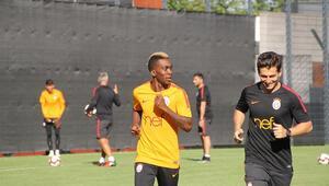 Onyekuru, Galatasarayın 2. Nijeryalı futbolcusu oldu