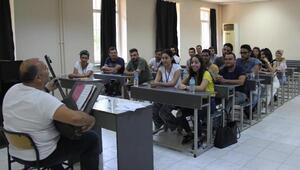 EÜde müziksel algı ve bellek geliştirme kursları