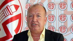 Gencer: Antalyaspor'un ekonomik sıkıntı nedeniyle zor günler geçirmesi üzüntü verici