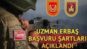 JGK 2 bin 375 uzman erbaş alımı yapacak... Jandarma uzman erbaş alımı başvuru şartları neler