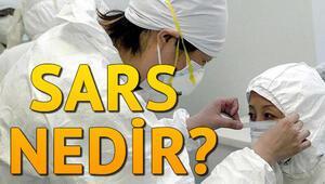 Şiddetli akut solunum yolu sendromu (SARS) nedir SARS belirtileri