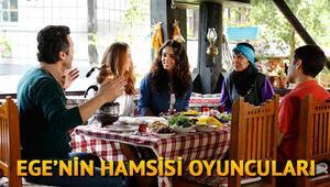 Egenin Hamsisi dizisinin oyuncuları kimdir