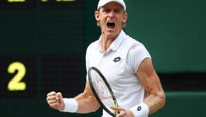 Wimbledon yarı finalinde tarih yazıldı 6 saat 36 dakika...