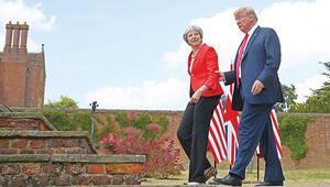 Trump kasırgası İngiltere'de