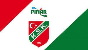 Pınar Karşıyaka'ya kötü sürpriz